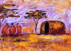 Ogambi - Huddled Near Manyatta