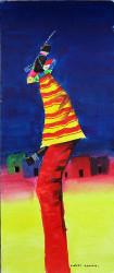 Aswani - Maasai Woman