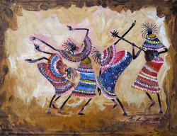 Bulinya - Dancing Ladies