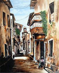 Gacheru - Quiet Mombasa Street