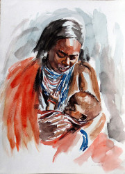 Kinuthia---Grand-Mother-Holding-Baby
