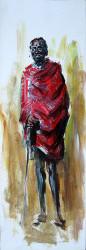 Kinuthia - Maasai Man