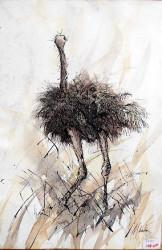 Mbatia - Ostrich Peril