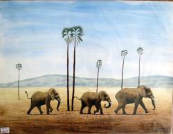Muturi - Elephants on the March1