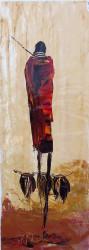 Ndambo - Lone Maasai