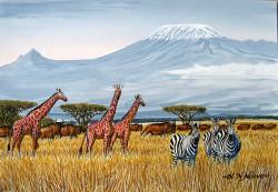 Ndeveni - From Amboseli