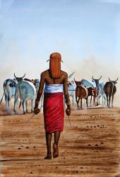 Ndeveni - Moran Arid Herding