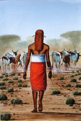 Ndeveni - Moran Scrub Herding