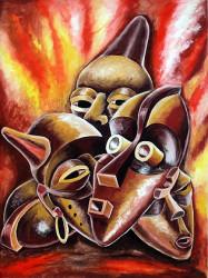 Ndinsil - Masks