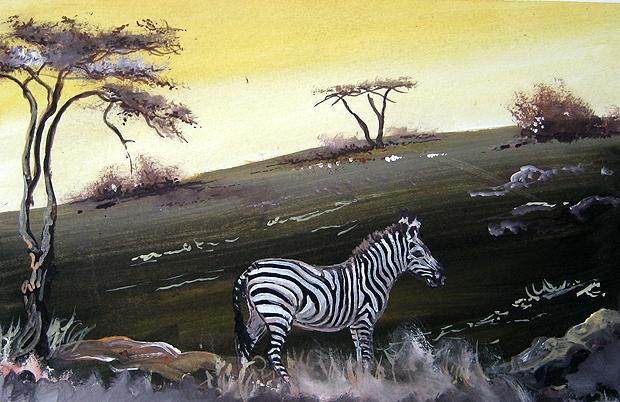 Samuel Njeru | Inside African Art