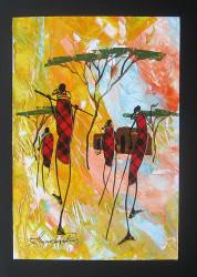 Shiundu - Nearing Manyatta
