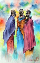 Thiongo---Maasai-Gossip