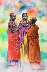 Thiongo---Maasai-Gossip2
