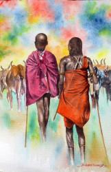 Thiongo---Minding-the-Herd