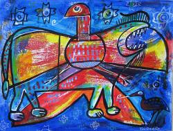 Tournaire-Big Bird