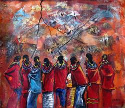 Zack - Maasai Wedding 2