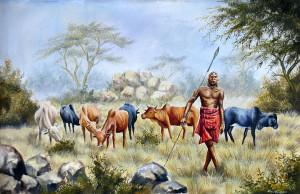 Mugwe---Kikuyu-Herdsman