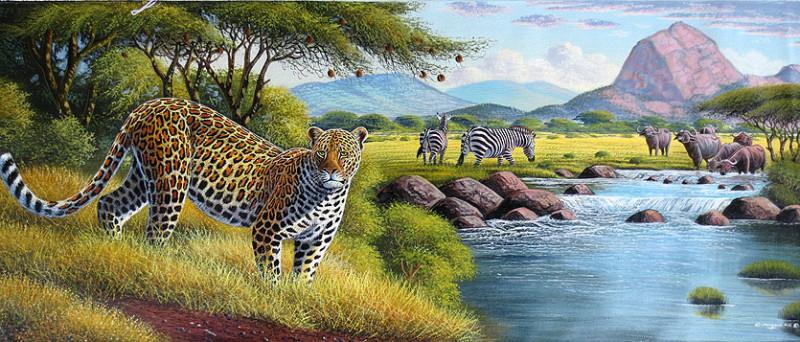 Imagini pentru africa art
