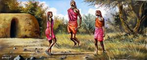 Mugwe---Maasai-Moran-Dance