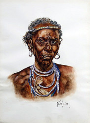 Aila - Turkana Grandmother