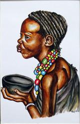 Aila - Village Girl