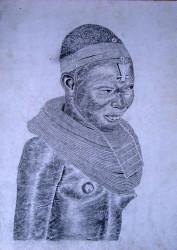 Obanda-Maasai Girl