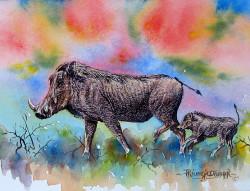 Thiongo-Warthogs