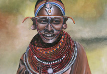 Jared - Samburu Maiden