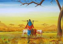 Malak - Herding Cattle