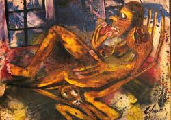 Muhandi - Untitled