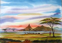 Ole Kolii Paul - Samburu