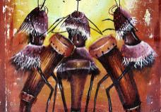 Wamuti - Drummers